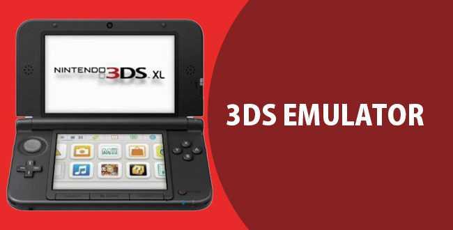 8. Nintendo 3DS Emulator