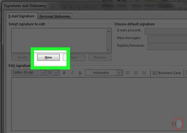 How-to-add-signature-in-Outlook-Account-on-Desktop-image-4