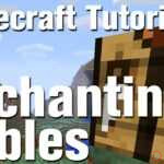 Minecraft Enchanted table Recipe