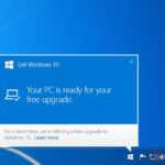 How to Update Windows 8 To Windows 10 For Free