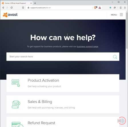 How To Fix 'Avast Won't Update Virus Definitions' Issue?