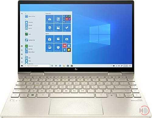 2020 HP Envy x360 2-in-1 13.3 FHD IPS Touchscreen Laptop