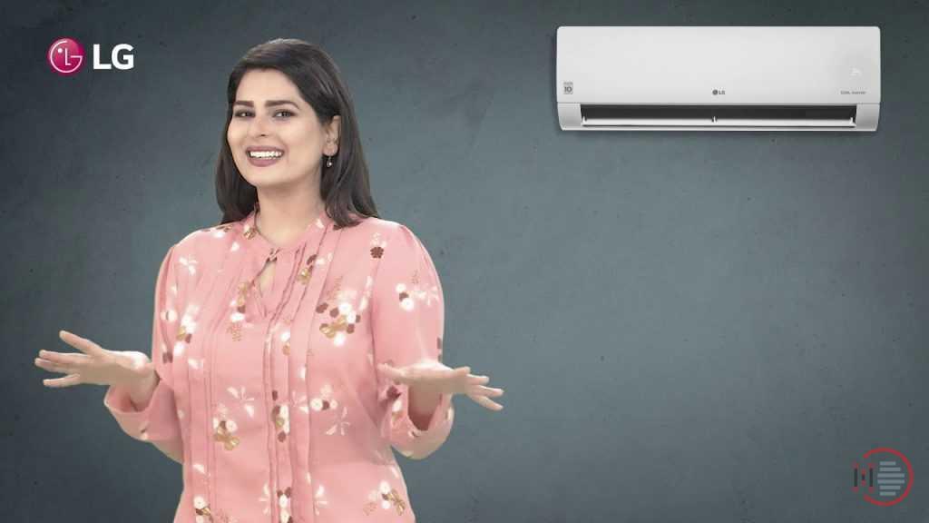 LG MS-Q18SWZD 1.5 Ton 5 Star Wi-Fi Inverter Split AC