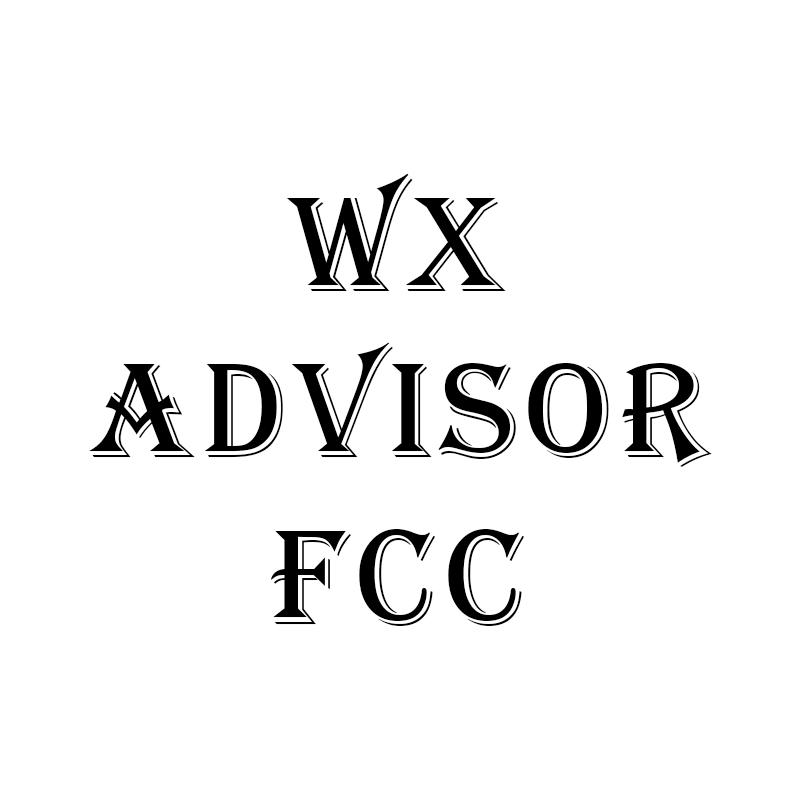 Webadvisor FCC