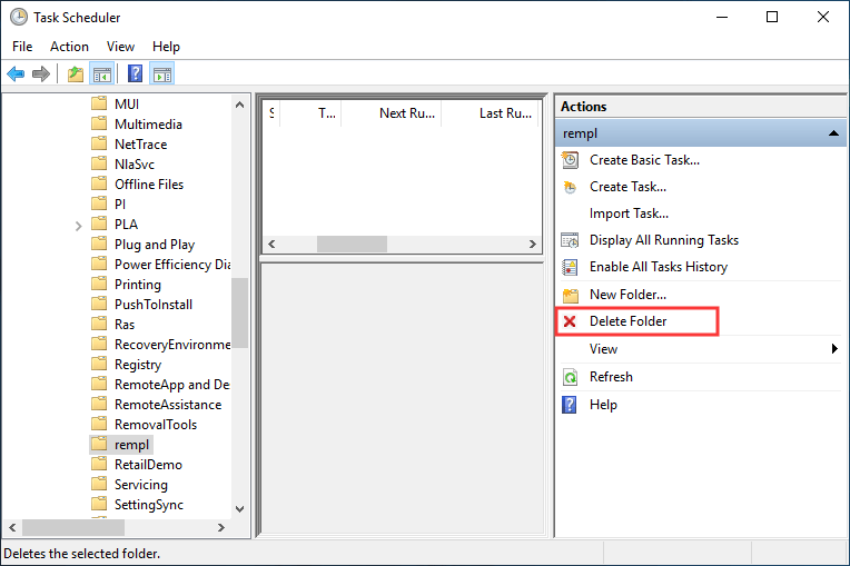 What Is Rempl Folder - How to delete Rempl Folder - Windows 10 1