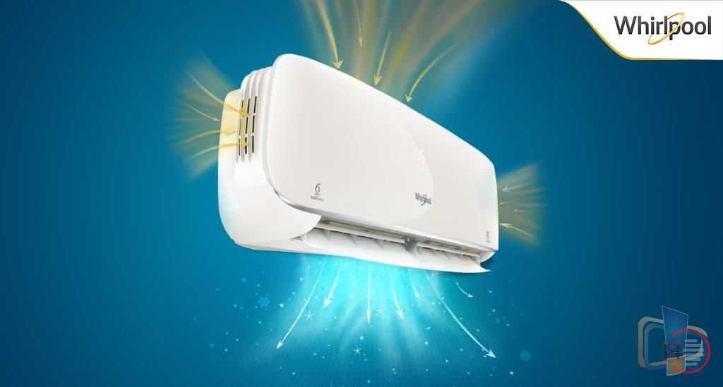 Whirlpool 1.5 Ton 3 Star Wi-Fi Inverter Split AC (Copper, 3DCOOL WIFI PRO 3S COPR INV, White)