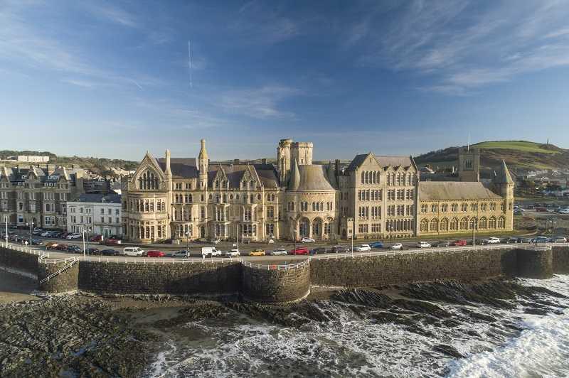 Aberystwyth University, in Wales